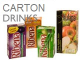 CARTON  PACK DRINKS AND JUICES